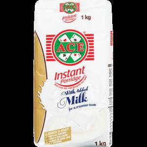 Ace Instant Porridge With Milk 1kg
