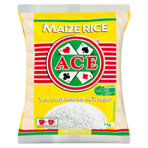 Ace Maize Rice Pack 1kg
