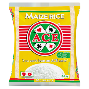 Ace Maize Rice Pack 2.5kg