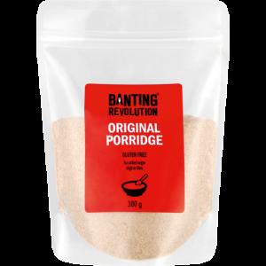 Banting Revolution Original Porridge 300g
