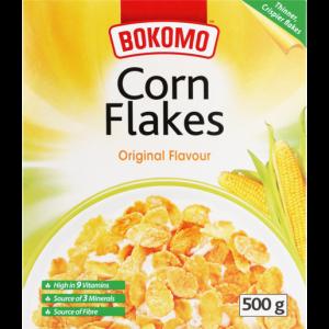 Bokomo Cornflakes Original Cereal 500g