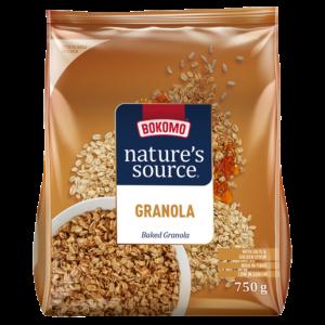 Bokomo Nature's Source Granola 750g